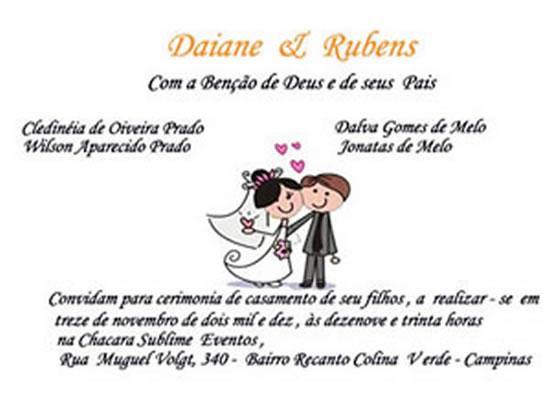 Frases De Casamento Engraçadas Para Convites Casamento Cultura Mix