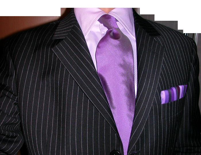 Ternos for Ties that go with purple shirts
