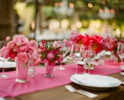 Pink-Wedding-Flower-Decor
