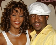 Whitney Houston e Bobby Brown (2)