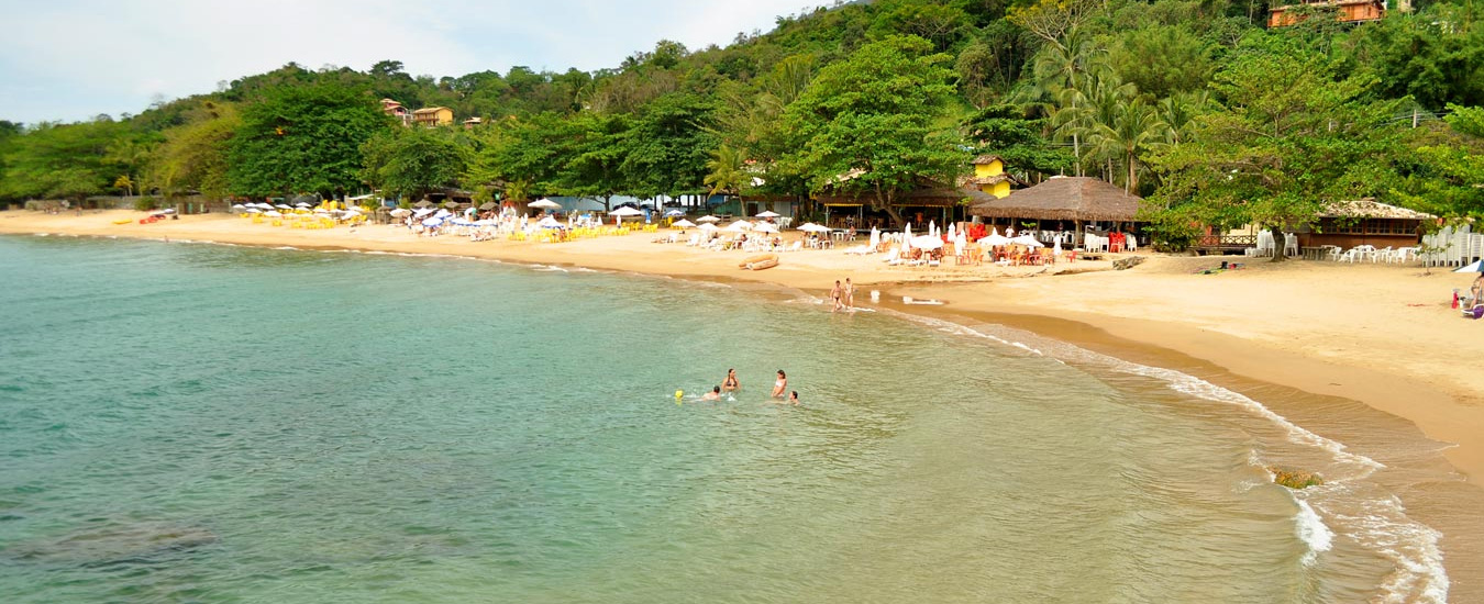 Praia do Curral - Ilhabela SP